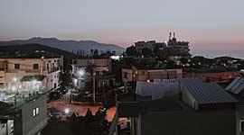 Single vakantie door Albanië