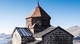 Single reizen naar Armenië