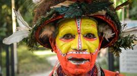 Pioniersreizen naar Papoea-Nieuw-Guinea