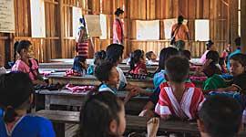 Vrijwilligerswerk Projecten, Taallessen en Au Pair in Azië