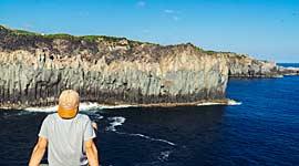 Wandelen met singles op de Azoren