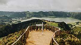 Wandelvakantie op de Azoren