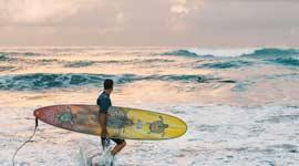 Actieve Singlereizen naar Bali
