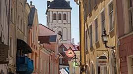 Groepsrondreizen Estland, Letland en Litouwen