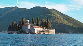Actieve Singlerondreis Bosnië en Herzegovina en Montenegro