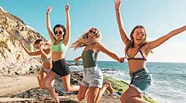 Goedkope Jongerenvakanties naar Sunny Beach