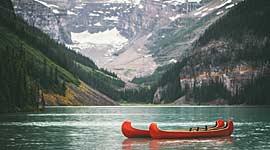 Single Reizen Canada en Rocky Mountains