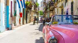 Avontuurlijke Rondreis en Fietsvakantie Cuba