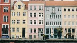 Single groepsreizen naar Kopenhagen in Denemarken