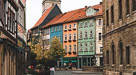 goedkope Single Reizen naar Duitsland