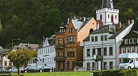 Wandel- en fietsvakanties voor Singles naar Duitsland