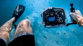 Werkvakantie en leren duiken op de Fiji Eilanden