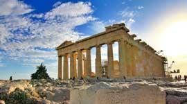 Actieve Singlereizen naar Griekenland en Macedonië