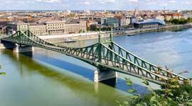 Stedentrip voor Singels naar Boedapest