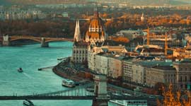 Stedentrip Boedapest en Bratislava