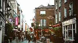 Groepsreis Ierland voor Singles