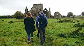 Wandelvakanties voor Singles over de Wicklow Way