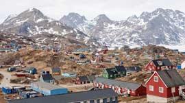 Singlereizen naar Groenland