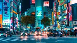 Singlereizen naar Japan