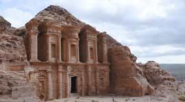 Actieve Singlereizen naar Jordanië