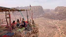Single Reizen Jordanië