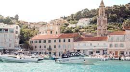 Single Reizen naar Porec en Dalmatië in Kroatië
