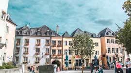 Wandelvakanties voor Singles in Luxemburg