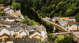 Wandelvakanties voor Singles naar Luxemburger Schweiz