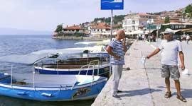 Actieve Singlereizen naar Macedonië en Griekenland