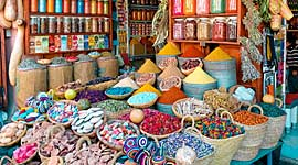 Rondreis, Wandel- en Fietsvakantie, Kookreis Marokko