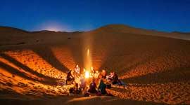 Winterzon in Marokko