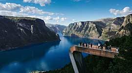 Actieve Singlereizen naar Noorwegen en Zweden