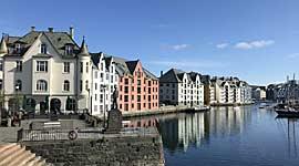 Single Stedentrip en Rondreis Noorwegen