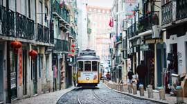 Single Reizen naar Estoril en Algarve