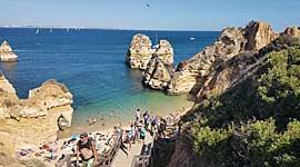 Single Wandelvakanties in Portugal