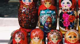 Single Groepsreis Moskou en St. Petersburg