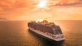 Cruise voor alleen reizende
