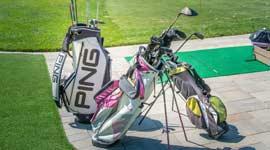 Single vakantie Golf