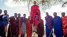 Avontuurlijke Rondreizen naar Tanzania en Kenia