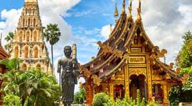 Rondreizen en Fietsvakantie naar Thailand
