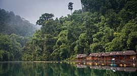 Actieve Singlereizen naar Thailand