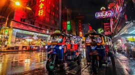 Singlereizen Thailand