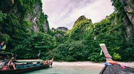 ANWB Singlereizen Thailand