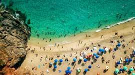 Tennisreizen voor Singles Turkse Riviera met Vertrekgarantie