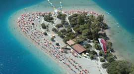 Single Zonvakanties naar Turkije