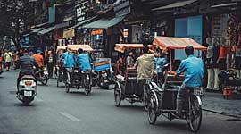 Rondreizen en Fietsvakantie naar Vietnam