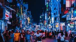 Actieve Singlereizen naar Vietnam