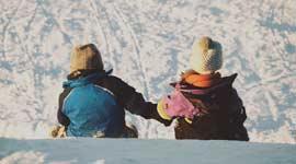 Estivant éénouder wintersportvakantie naar Oostenrijk en Italië (Corona Proof !)