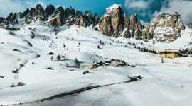 Single Wintersport naar Italië voor hoger opgeleiden