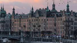 Stedentrip Stockholm voor Singles